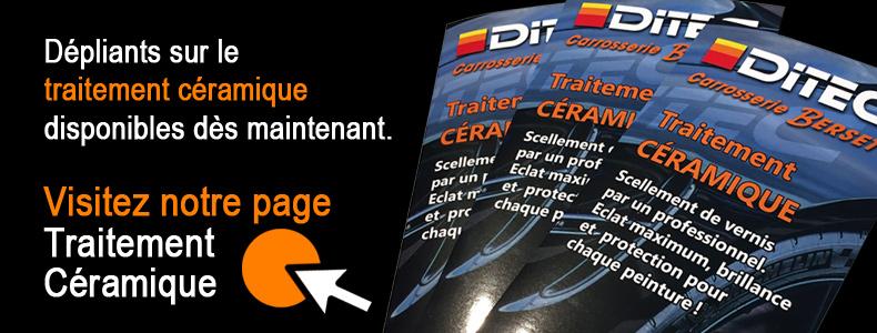 Informations traitement céramique carrosserie Berset